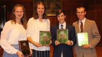 Alabama Team Earns Top Honors at National 4-H Forestry Invitational