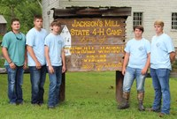 Arkansas Team Earns Top Honors at National 4-H Forestry Invitational
