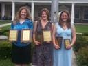 1st Holly Cordner-AL; 2nd Amanda Luker-AL; 3rd Brittney Brown-AL