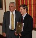 Holden Doane IN Spirit Award Winner